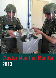Cluster Munition Monitor 2013